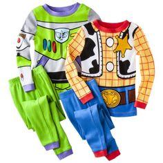 Disney® Toy Story Infant Toddler Boys 4-Piece Pajama Set