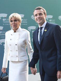 Brigitte Macron : Son défilé de looks Louis Vuitton au sommet du G7