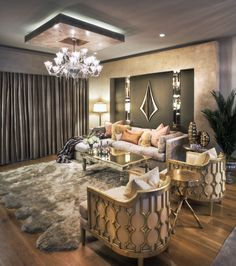 Charles Neal Interiors - West Hollywood Home