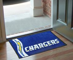 "NFL - San Diego Chargers Uniform Inspired Starter Rug 19""x30"""