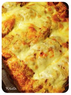 Krista: Enchiladas