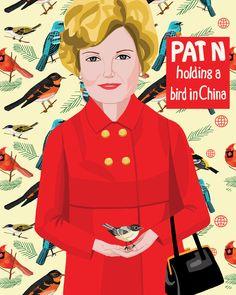 #patnixon  www.jackiebesteman.com