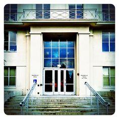 North entrance, Dwinelle Hall. #cal #ucberkeley #dwinellehall