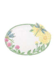 LENOX  Butterfly Meadow Dragonfly Tray