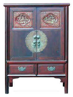 Zhejiang Small Cabinet, 1900
