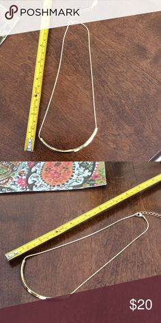 Ann Taylor necklace Gold Jewelry Necklaces