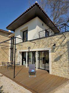 Une maison moderne dans le respect de l'ancien - Extension - Jose Marcos