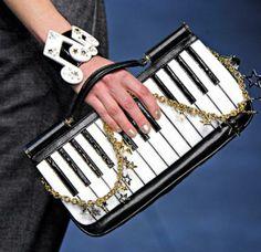 Dolce and Gabbana Keyboard Bag