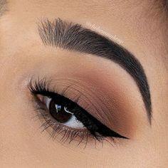 Dark Eye Makeup, Makeup Eye Looks, Eye Makeup Art, Simple Eye Makeup, Natural Eye Makeup, Skin Makeup, Makeup Inspo, Makeup Eyeshadow, Makeup Ideas