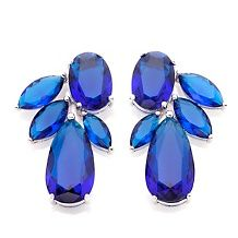 Universal Vault Multi-Shaped Stone Cluster Earrings