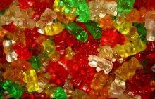 gummi bears are great for a teddy bears party