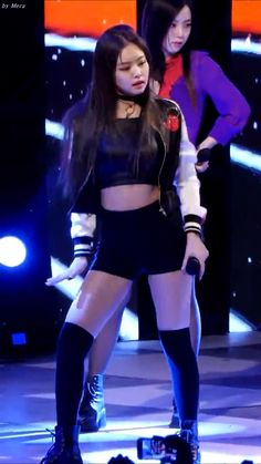 Jen Videos, Funny Videos For Kids, Dance Videos, Kim Jennie, Black Pink Songs, Black Pink Kpop, Blackpink Fashion, Korean Fashion, Kpop Girl Groups