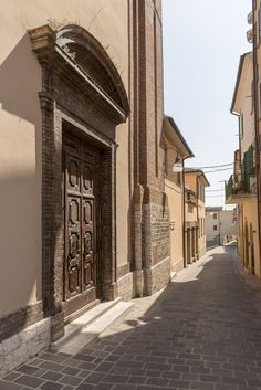 Vicolo Sant'Agostino | St. Augustine Alley | www.infoaltaumbria.it | #AltaUmbria #Umbria | © Alta Umbria 2015