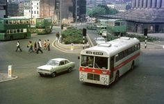 Liverpool, Lime Street 1974