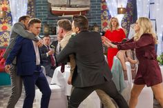 Hollyoaks: Harry finds out about Ste and John Paul's night together - and chaos ensues!