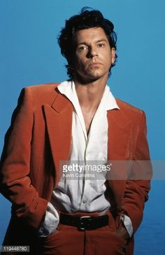 Nieuwsfoto's : Australian actor, singer and musician Michael...