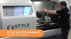 STYLE 750 CNC draaibank