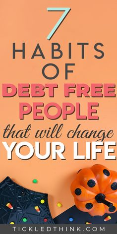 Money Tips, Money Saving Tips, Get Out Of Debt, Budgeting Money, Financial Tips, Debt Payoff, 7 Habits, Debt Free, How To Get Rich