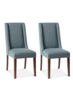 Pb Clic Square Upholstered Dining Chairs Quick Ship Florida Pinterest And