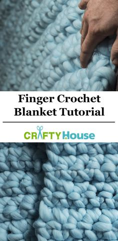 You've Seen These Cozy Blankets, Now Make One For Yourself!