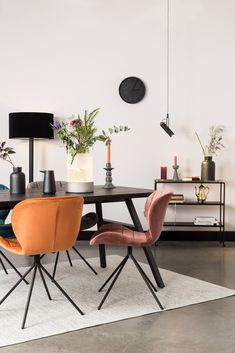 Buy Zuiver Console Table Black Aluminium Mango Wood online with Houseology's Price Promise. Full Zuiver collection with UK & International shipping. Dining Room Sets, Dining Room Design, Dining Chairs, Dining Table, Console Table, Chaise Velour, Innovation Living, Room Interior Design, Contemporary Interior