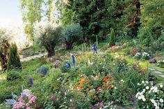 gardens architectural digest