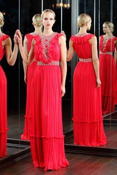 Naeem Khan Resort 2012 Collection Photos - Vogue
