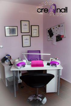 mein kleines Studio zum Wohlfühlen