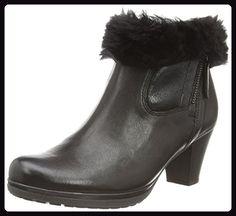 Gabor Shoes 36.084 Damen Kurzschaft Stiefel, Schwarz (schwarz (Mel.) 27), 39 EU - Stiefel für frauen (*Partner-Link)