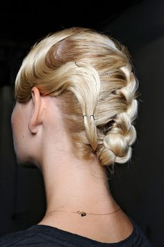 Twist on French Braid