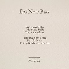 #poem #poetry #poetsofinstagram #instaquotes #quotes #nikitagill #writing #love