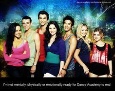 Dance Academy Photo: sammy
