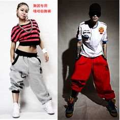 Mens Womens Casual Harem Baggy Hip Hop Dance Sport Sweat Pants Trousers Slacks-in Pants & Capris from Apparel & Accessories on Aliexpress.co...