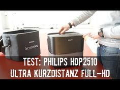 Philips Screeneo HDP-2510 Test