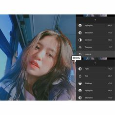แต่งภาพ Fotografia Vsco, Foto Editing, Photo Editing Vsco, Photography Filters, Photography Editing, Portrait Photography, Vsco Cam Filters, Vsco Filter, Vsco Hacks