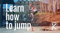 How to Jump a mountain bike for beginners | Skills With Phil - VIDEO - http://mountain-bike-review.net/mountain-bikes/how-to-jump-a-mountain-bike-for-beginners-skills-with-phil-video/ #mountainbike #mountain biking