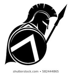 Spartan Helmet and Shield Drawing - Bing images Spartan Shield, Spartan Logo, Spartan Warrior, Warrior Helmet, Shield Drawing, Helmet Drawing, Spartan Helmet Tattoo, Sparta Tattoo, Gladiator Tattoo