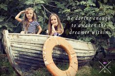 Be daring enough to awaken the dreamer within. #crowned #dreamer
