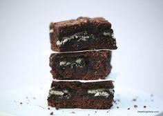 Easy OREO brownies I Heart Nap Time | I Heart Nap Time - Easy recipes, DIY crafts, Homemaking