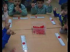 abn recta numerica mesa 4años - YouTube Math Activities For Kids, Montessori Activities, Math For Kids, Kindergarten Math, Toddler Preschool, Math Games, Preschool Activities, Order Of Operations, Cooperative Learning