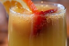 ThisChampagne Punchis an awesome drink recipe. Be careful drinking this though because it is tasty but very very strong... a little goes a long way with this. Champagne Punch INGREDIENTS:    ...