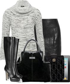 """office chic #1"" by lulu-belle-love on Polyvore"