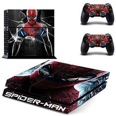 Video Games & Consoles Imported From Abroad Xbox One X Consoles Controllers Marvel Venom Spider Vinyl Decals Skins Stickers A Wide Selection Of Colours And Designs Faceplates, Decals & Stickers
