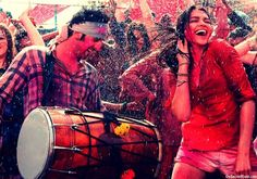 Best 10 Holi Songs From Bollywood.