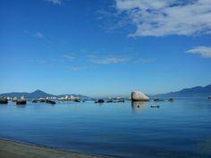 Praia da Saudade Florianopolis SC.