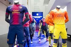 Barca new kit 12-13