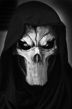 4 skulls tattoo by neon05