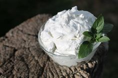 Lavender Mint Soothing Body Butter   -   http://www.mommypotamus.com/lavender-mint-soothing-herbal-body-butter/