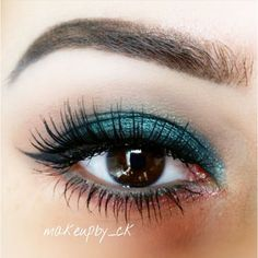 IG'er created this beautiful turquoise look using her Galaxy Chic palette. This baked eyeshadow palette comes with 18 versatile, out of this world shades. Galaxy Chic Palette, Eye Palette, Eyeshadow Palette, Bh Cosmetics Galaxy Chic, Bh Cosmetics Palette, New Makeup Ideas, Makeup Inspiration, Beauty Makeup, Eye Makeup