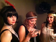 gatsby inspired party!